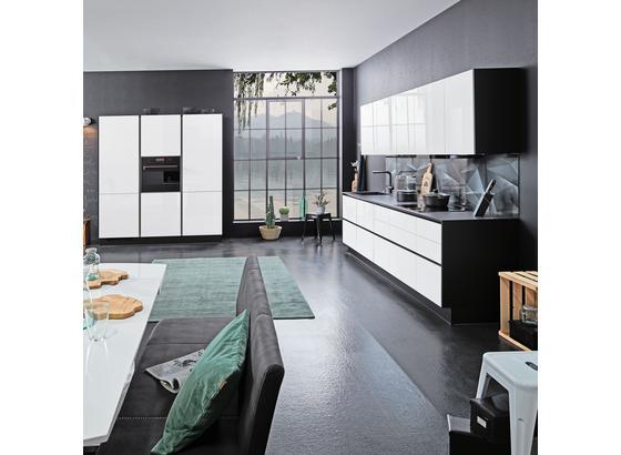 Vstavaná Kuchyňa Florenz - biela (300/125cm)