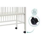 Beistellbett Bedsise Crib Cocon Weiss - Weiß, Basics, Holz (40/90cm) - Fillikid