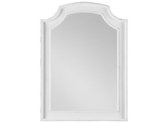 Zrkadlo Lewis Vintage - biela, Moderný, drevo/sklo (63/85/3,5cm) - Mömax modern living