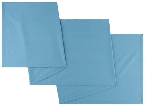 Obrus Behúň Steffi Predĺžený - modrá, textil (45/240cm) - Mömax modern living