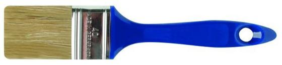 Pinsel 30mm - Dunkelblau, KONVENTIONELL, Kunststoff/Metall (22cm) - Gebol