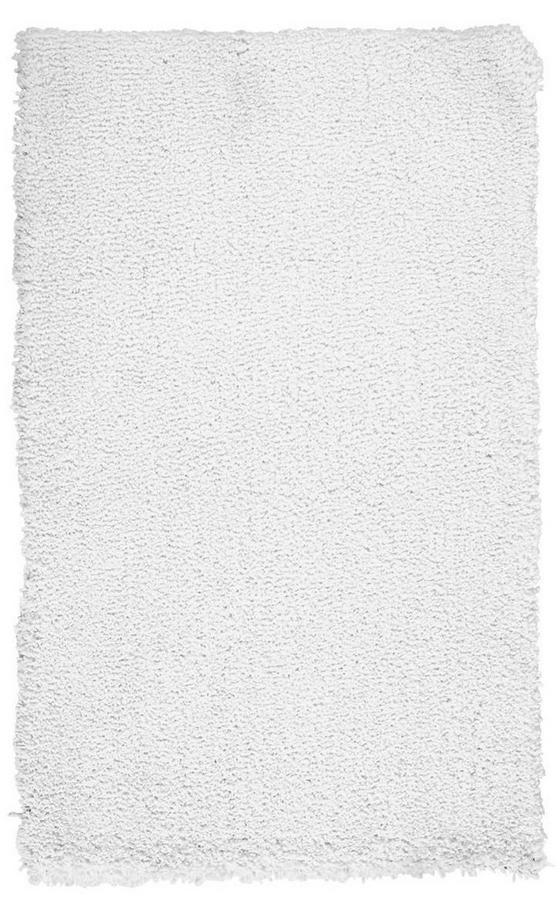 Hochflorteppich Dodo 60x90 cm - Weiß, KONVENTIONELL, Textil (60/90cm) - Luca Bessoni