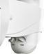 LED-Außenleuchte Leona - Weiß, MODERN, Kunststoff (19/16/23cm)