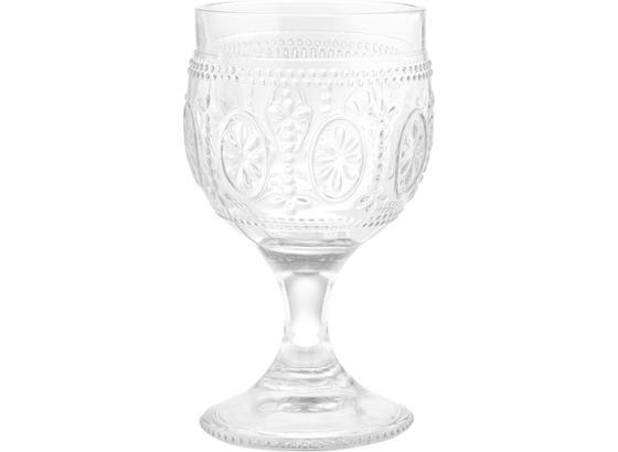 Sklenička Na Červené Víno St. Remy - čiré, Romantický / Rustikální, sklo (8,5/15cm) - Mömax modern living