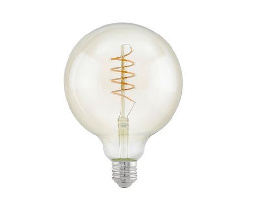 LED-Leuchtmittel 4  W 2200 K 260 lm - Klar, Basics, Glas (17cm)