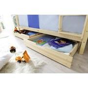 Bettkastenset Laluna 97x90 cm - Kieferfarben, Basics, Holz (97/17,5/90cm) - MID.YOU