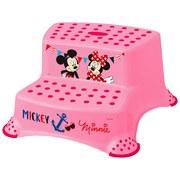 Tritthocker Igor Minnie - Pink/Rosa, Kunststoff (40/37/21cm) - Disney