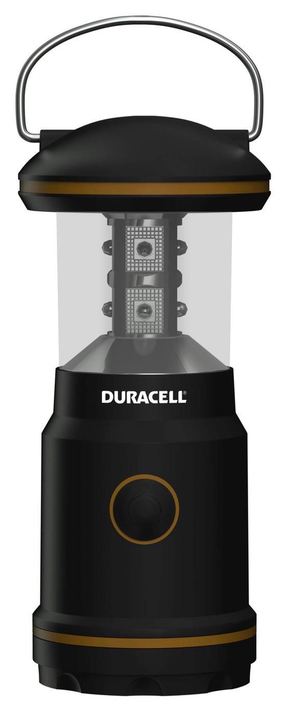 Campinglaterne Duracell Exlorer Lnt-10 - Schwarz, MODERN, Kunststoff (7/15/6cm)