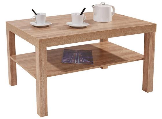 Konferenčný Stolík Light - dub sonoma, Moderný, kompozitné drevo (90/45/55cm)