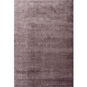 Hochflor Teppich Lila Roma 160x230 cm - Lila, MODERN, Textil (160/230cm)