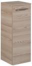 Midischrank B. Clever 30,5 cm Esche - Eschefarben, MODERN, Glas/Holzwerkstoff (30,5/81/32cm) - Fackelmann