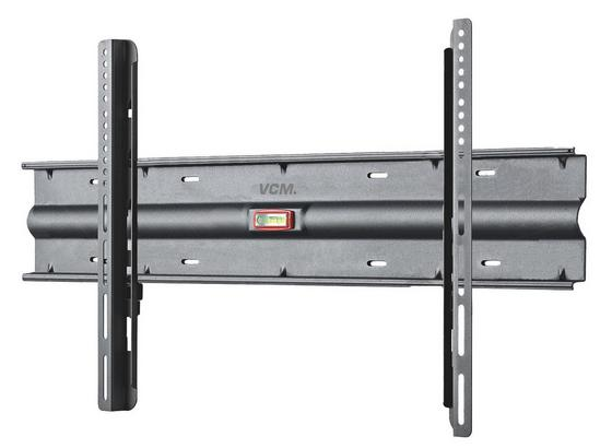 TV-Wandhalter Wf 120 B: 70 cm - Schwarz, KONVENTIONELL, Metall (70/48/3,5cm)