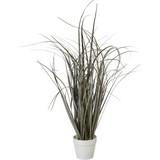 Kunstpflanze Ron - Weiß/Grün, MODERN, Kunststoff (47cm)