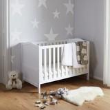 Postieľka Lilo - biela, Moderný, drevený materiál (145/100/80cm) - Modern Living