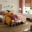 Sedák Aline - růžová, textil (50/30cm) - Premium Living