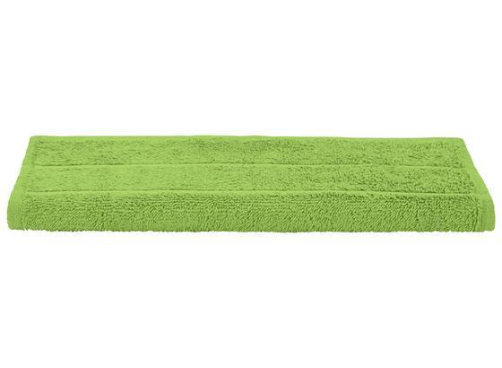 Gästetuch Liliane - Grün, KONVENTIONELL, Textil (30/50cm) - Ombra