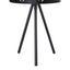 Lampa Stolní Evelyn V: 35cm, 40 Watt - černá, Lifestyle, kov (17/35cm) - Modern Living