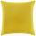 Polštář Ozdobný Cenový Trhák - žlutá, textilie (50/50cm) - Based