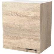 Küchenoberschrank Samoa  H 50 - Eichefarben/Weiß, KONVENTIONELL, Holz/Holzwerkstoff (50/54/32cm)