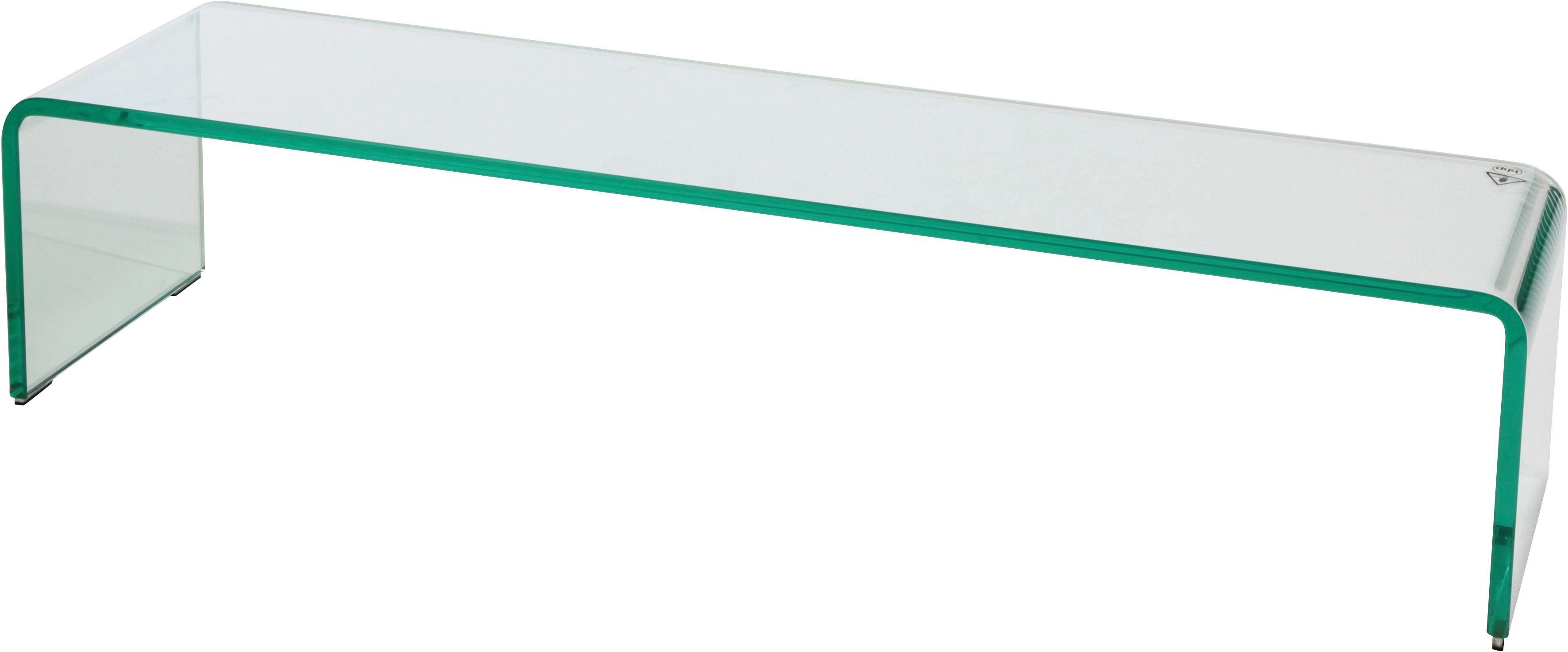 Tv - Rátét Hagen - tiszta, modern, üveg (90/20/25cm)