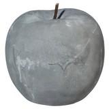 Dekofrucht Ø 12 cm - Grau, MODERN, Stein (12/12cm)