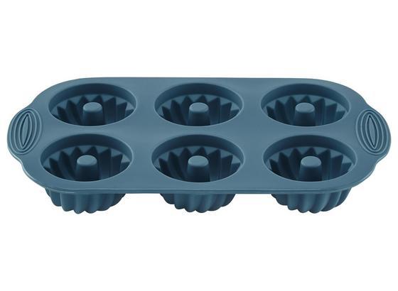 Forma Na Pečenie Elina - modrá, Moderný, plast (28/17/4,5cm) - Mömax modern living