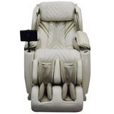 Massagesessel Ms2200 Champagner - Champagner, Basics, Leder/Kunststoff (153/117/77cm)