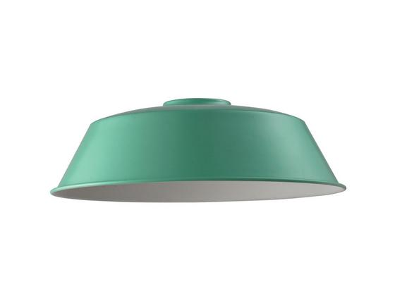 Stínidlo Svítidla Felix - mátově zelená, kov (36/36/18cm) - Mömax modern living
