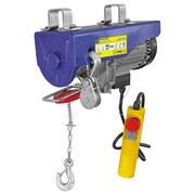 Elektro-seilzug 300/600 Kg 33254 - Blau, MODERN, Kunststoff/Metall (40,5/24,8/15,5cm)