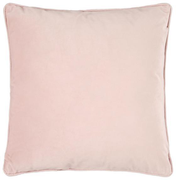 Dekoračný Vankúš Viola - ružová, Moderný, textil (45/45cm) - Mömax modern living