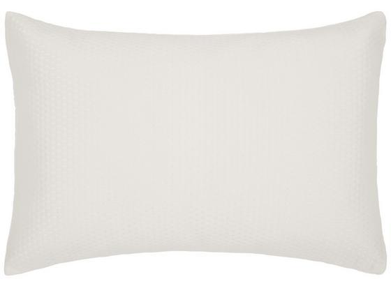 Kopfpolster Kate - Weiß, KONVENTIONELL, Textil (60/40/13cm) - Primatex