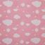 Hrací Stan Mariano - růžová, Moderní, dřevo/textil (125/154/125cm) - Modern Living