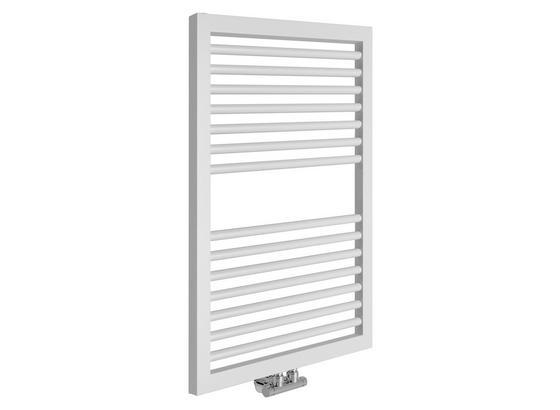 Badheizkörper Rimini R823 - Weiß, MODERN, Metall (60/82,3/3cm)