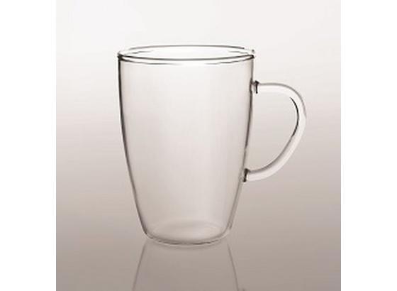 Pohár Na Čaj Kevin - číre, sklo (0,35l) - Mömax modern living