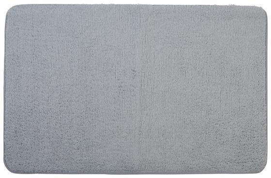 Badematte Sabina - Grau, MODERN, Textil (60/90cm) - Luca Bessoni