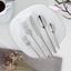 Príborová Súprava 60-dielna, Mary - farby ušľachtilej ocele, kov - Mömax modern living