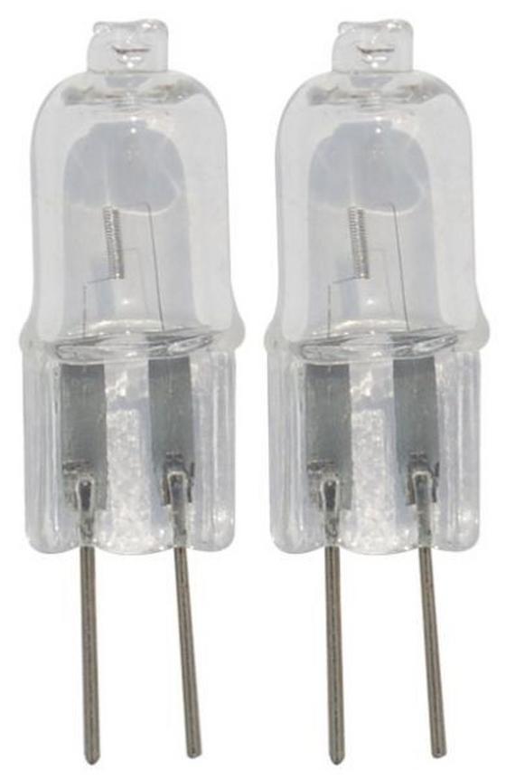 Leuchtmittel 100 lm, G4, C, 2 Stück - Klar, KONVENTIONELL (0,8/3,2cm)
