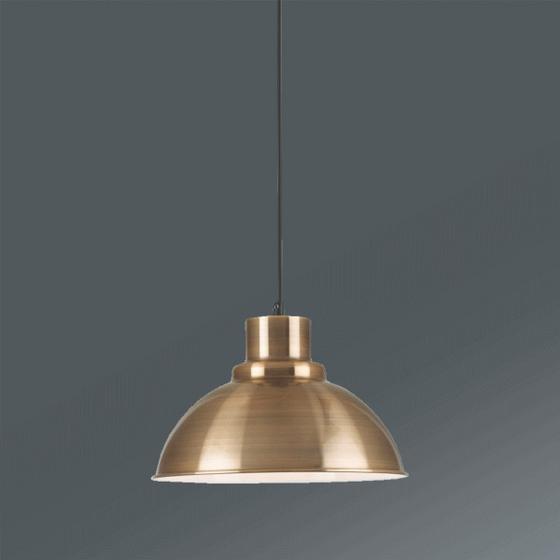 ZÁVESNÁ LAMPA JOCHEN - Štýlový, umelá hmota/kov (30,4/30,4/150cm) - MÖMAX modern living