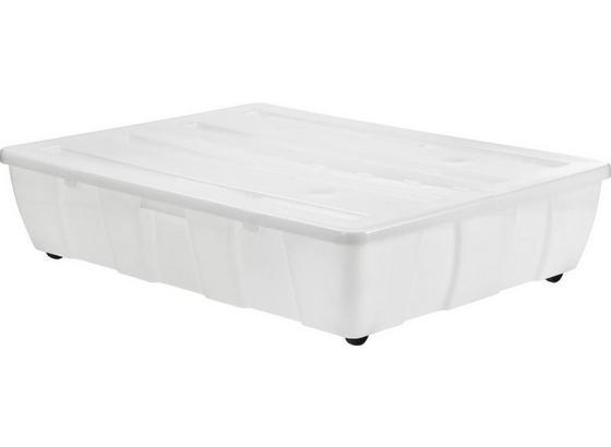 Úložný Box Pod Postel Easy Big - průhledné, umělá hmota (79.5/18.0/58.3cm)