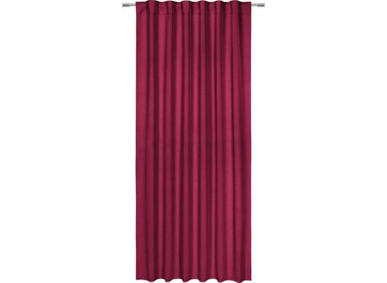 Zatemňovací Záves Riccardo - bobuľová, textil (140/245cm) - Premium Living