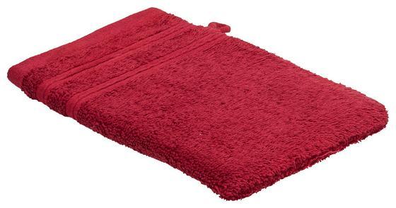 Rukavica Na Umývanie Melanie - bobuľová, textil (16/21cm) - Mömax modern living