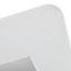 Stropní Led Svítidlo Betty 43,5/43,5cm, 24 Watt - bílá, Moderní, kov/umělá hmota (43,5/43,5/6,5cm) - Mömax modern living