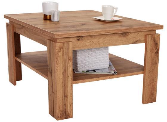 Konferenčný Stolík Nizza 1 - farby dubu, Moderný, kompozitné drevo (70/45/70cm)