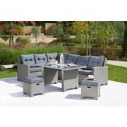 Terrassenmöbel polyrattan hell  Gartenmöbel online kaufen | Möbelix