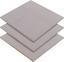 Sada Vkládacích Polic Advantage, 3-jitý Set - šedá, Moderní, dřevo/kompozitní dřevo (48/2/50cm) - Ombra