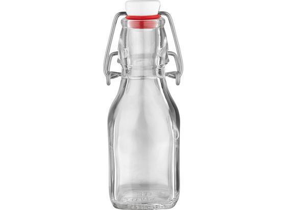 Univerzální Láhev Swing - průhledné, sklo (4,8/15/4,8cm) - Mömax modern living