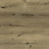 Vinylboden Promo Eiche Rustic - Dunkelbraun, Basics, Kunststoff/Stein (18,3/0,35/122cm)
