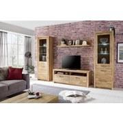 TV-Lowboard Fenja B: 155 cm Wildeiche - Design, Holz/Holzwerkstoff (155/58/50cm) - MID.YOU