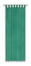 Készfüggöny Utila - Zöld, konvencionális, Textil (140/245cm) - Luca Bessoni