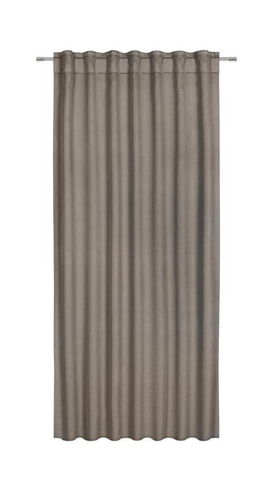 Készfüggöny Marlies - antracit, konvencionális, textil (135/245cm) - JAMES WOOD